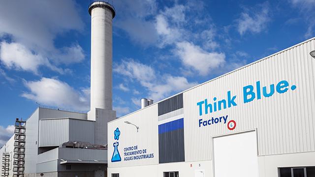TBF centro tratamiento aguas industriales