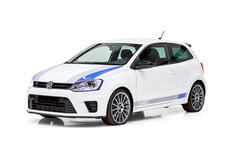 Polo edición limitada WRC Street