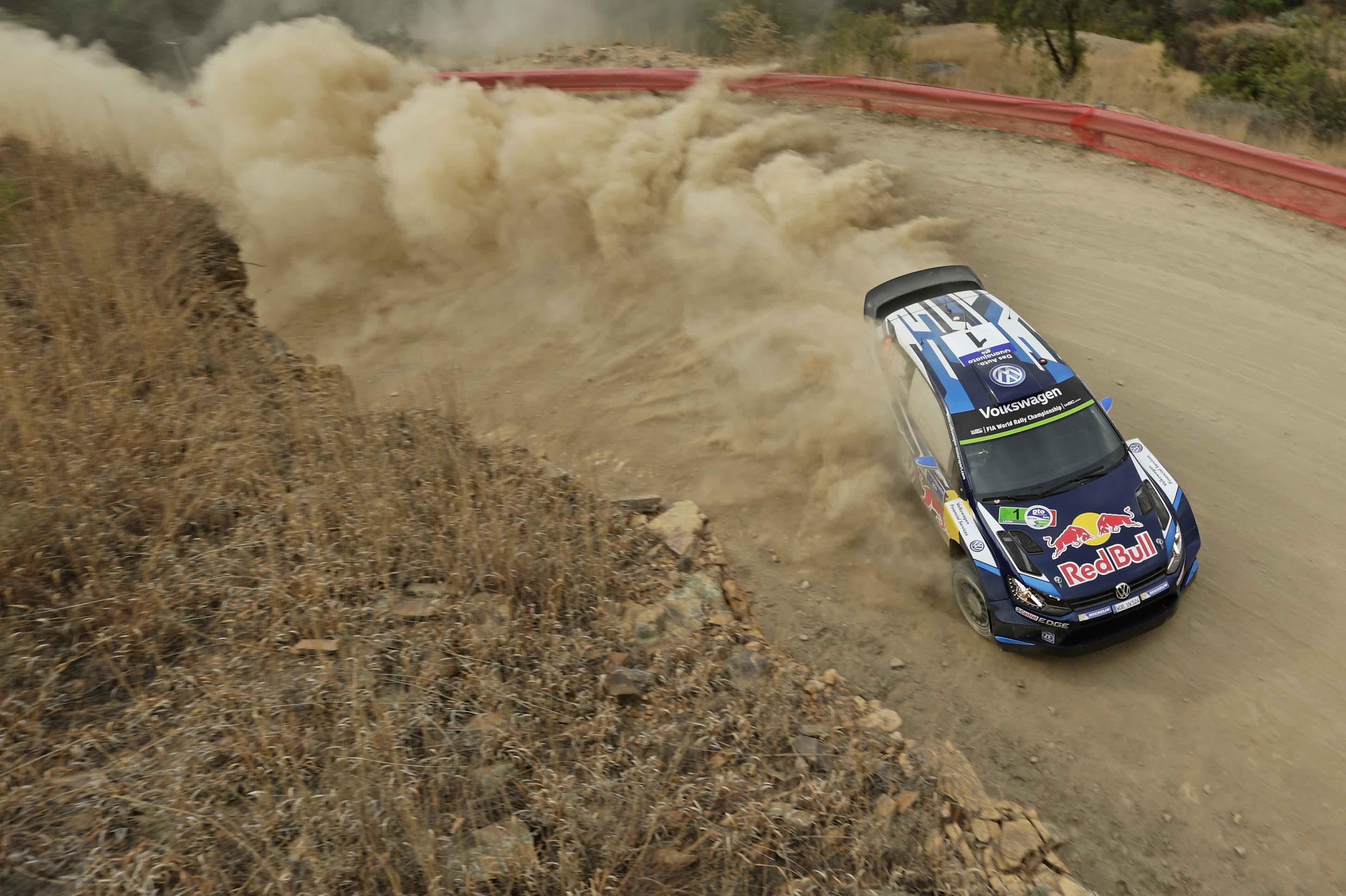 Rally Mexico 2015
