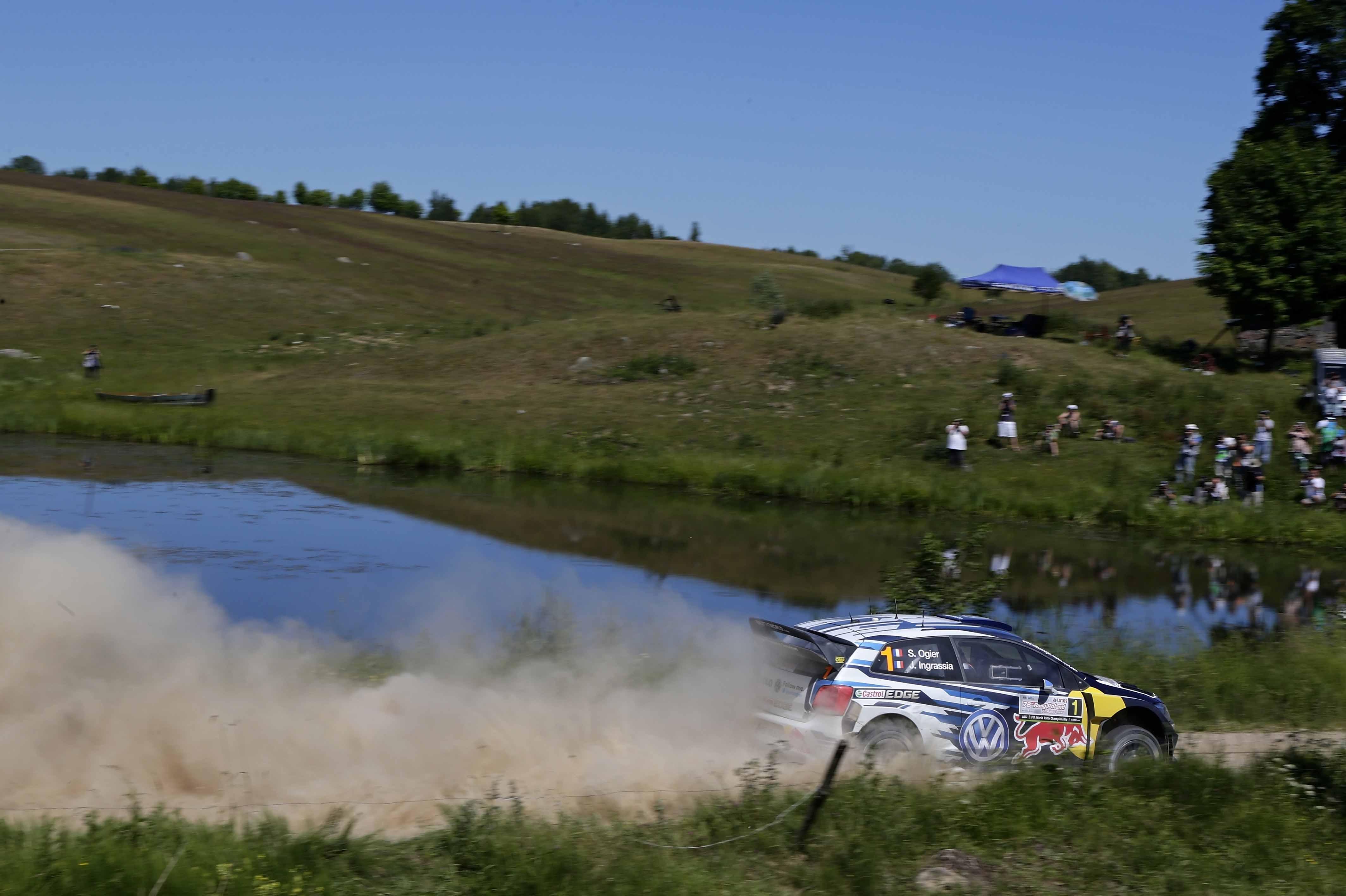 Rallye Polonia 2015