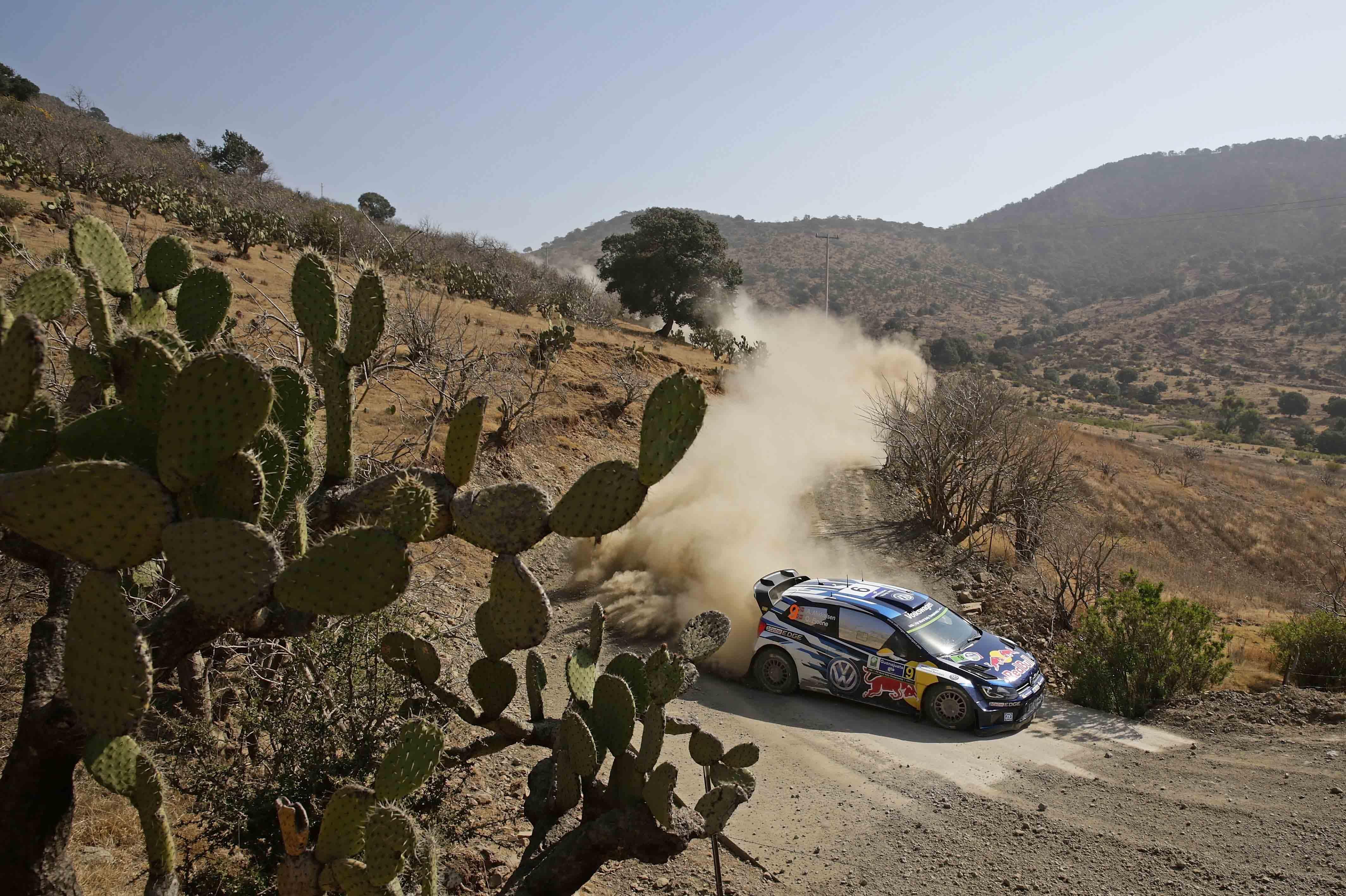 Rallye Mexico 2015