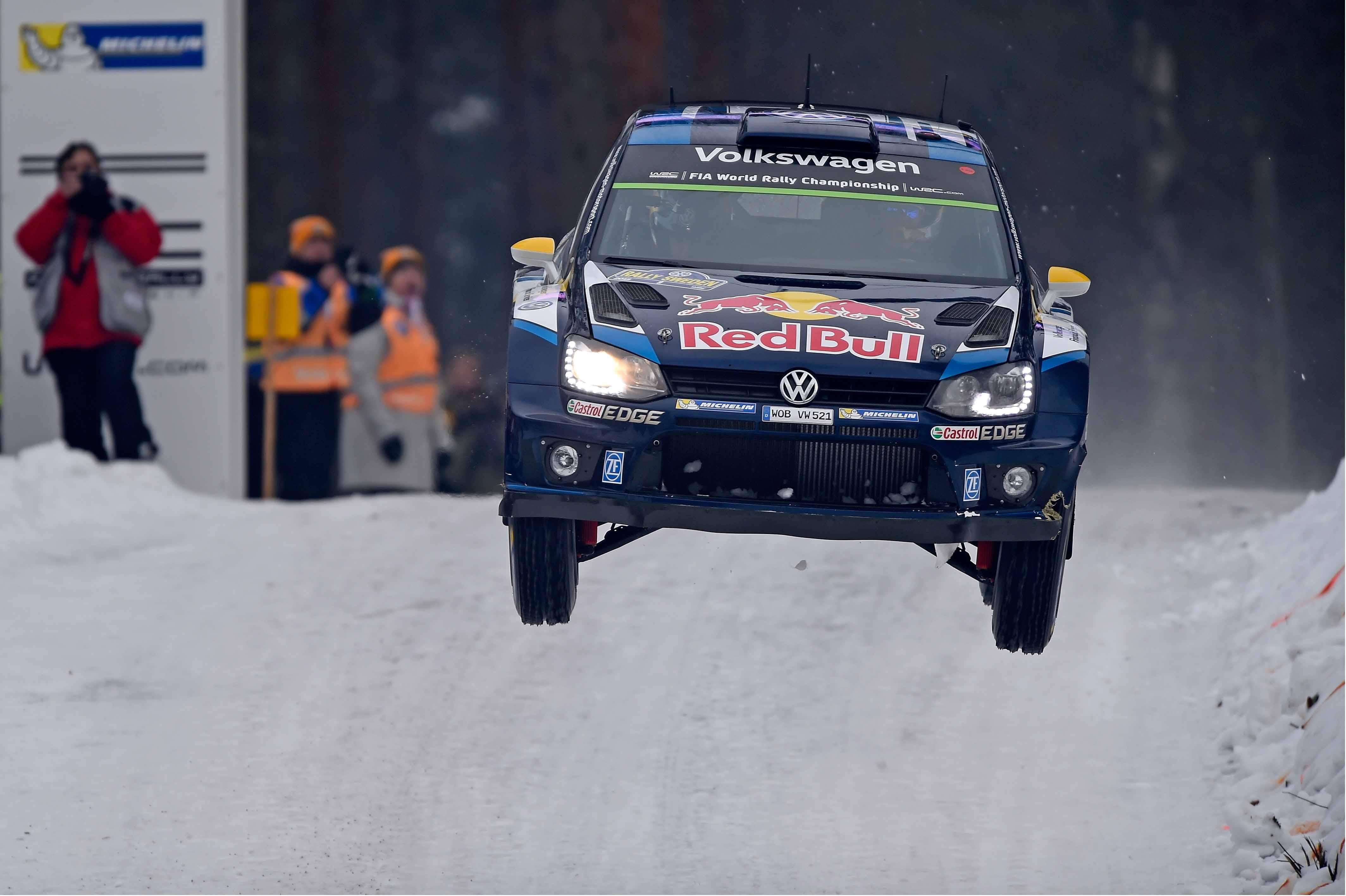 Rally Suecia 2015