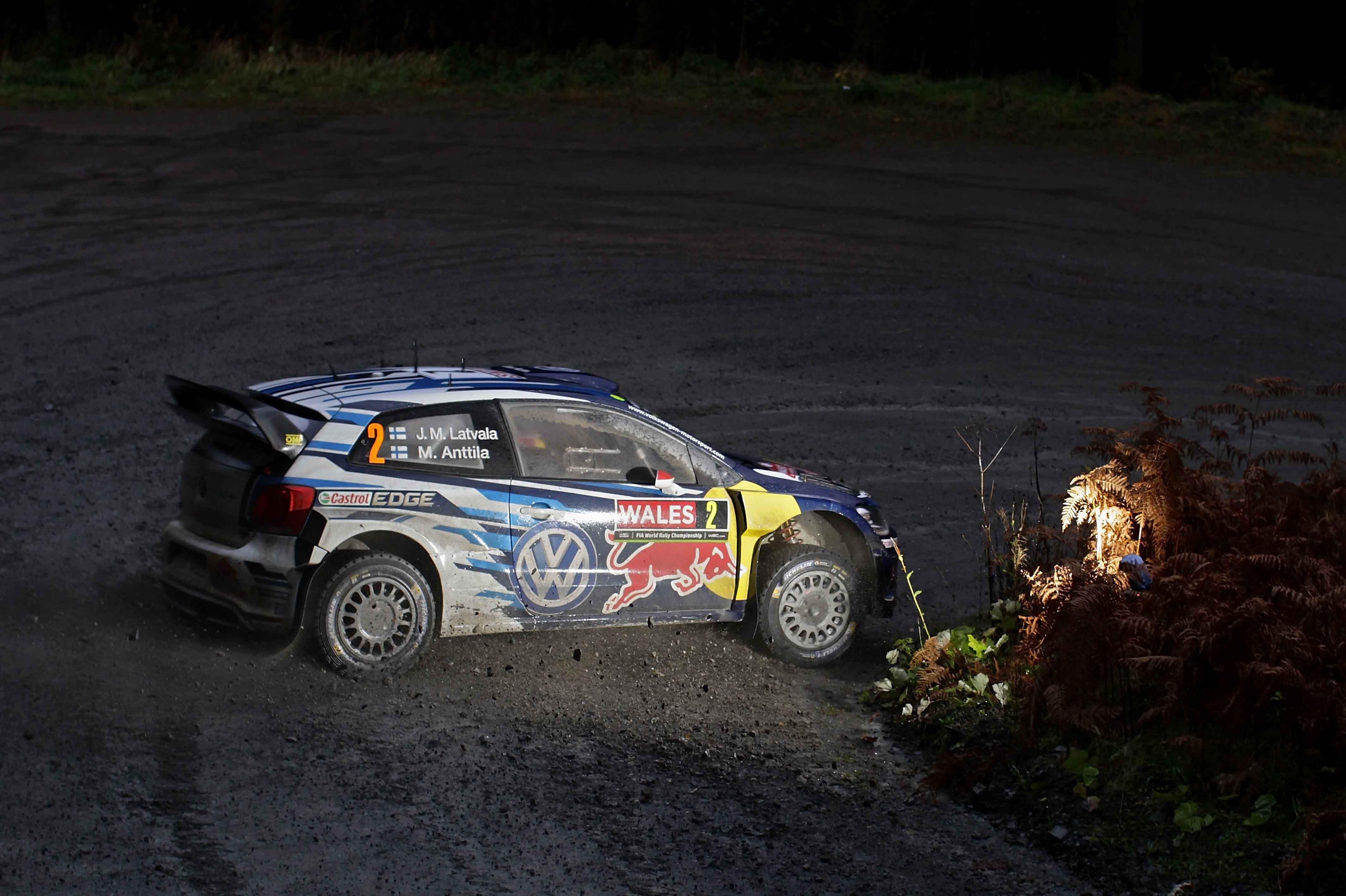 Rallye Gran Bretaña 2015