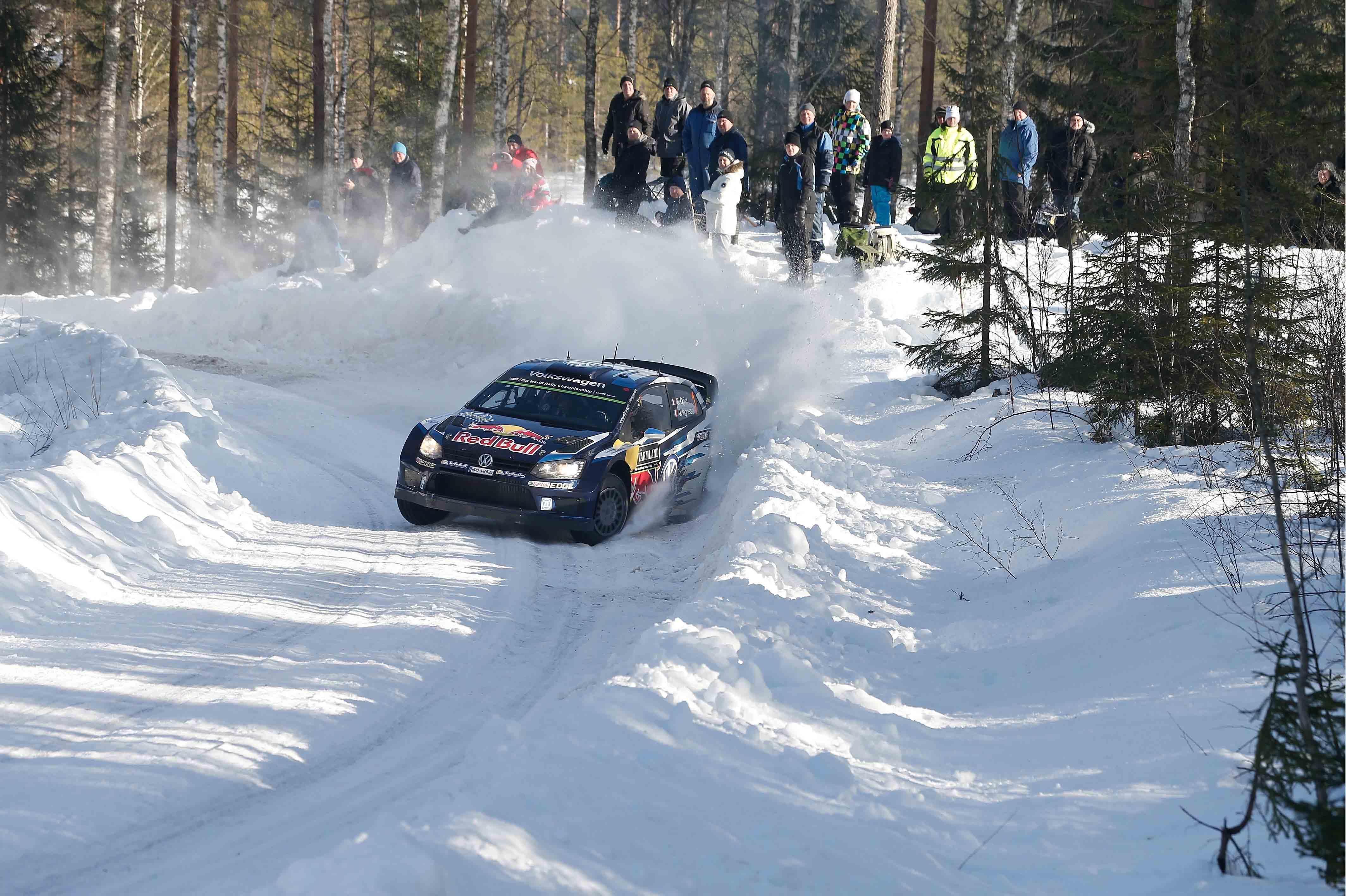 Rallye Suecia 2015