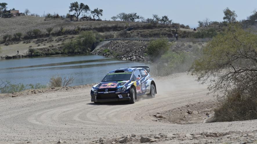 Rallye Mexico 2