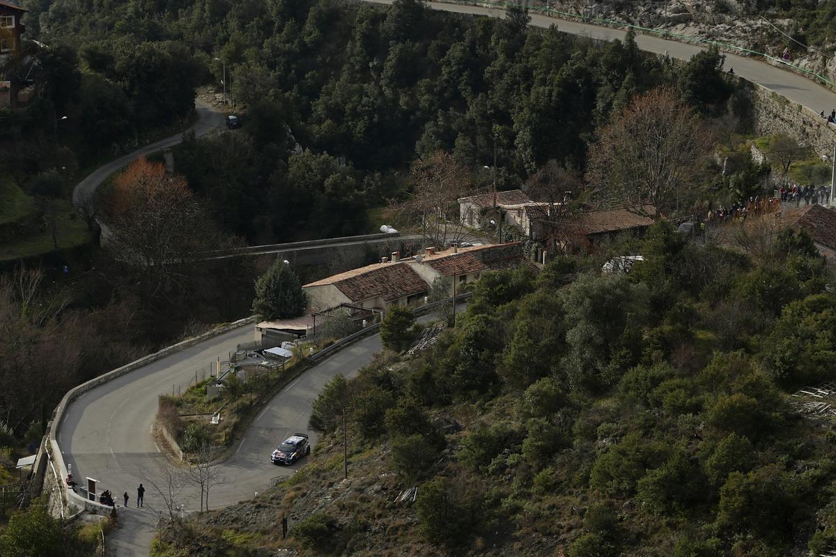 Rally Monte Carlo 2016