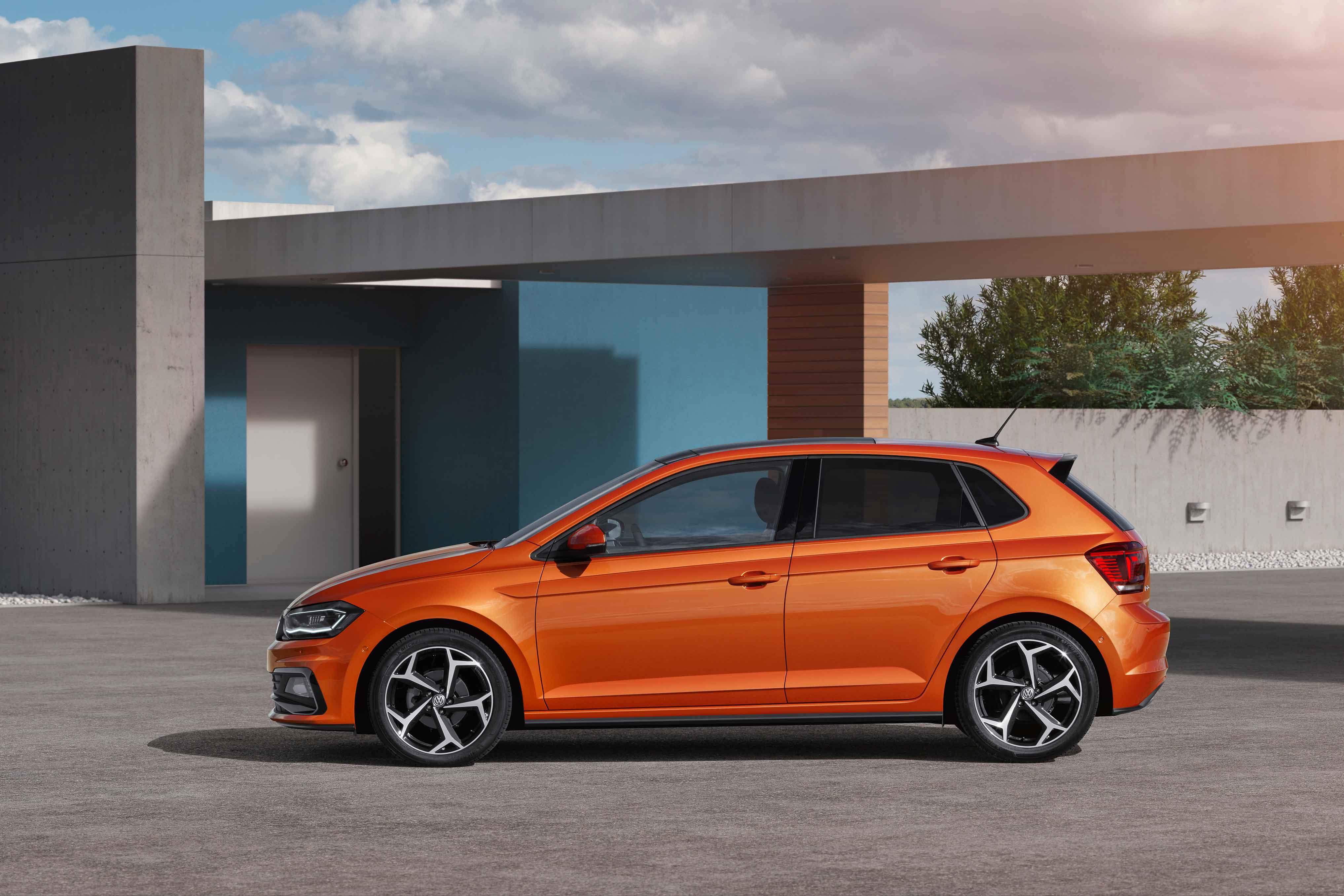 Nuevo Volkswagen Polo R-Line