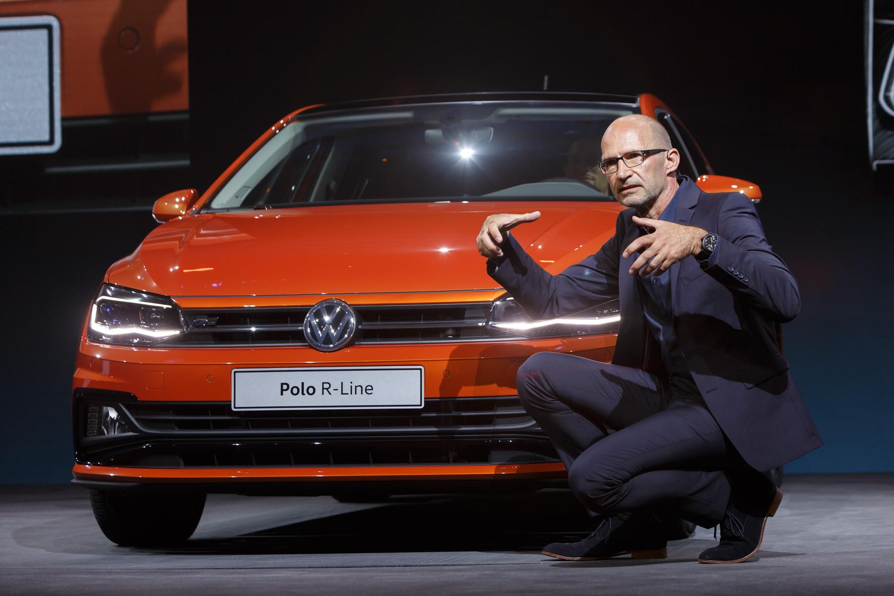 Así fue la presentación mundial del nuevo Polo